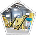 Puyang 6t/h pellet production line
