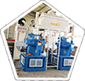 Anhui 4t/h pellet production line