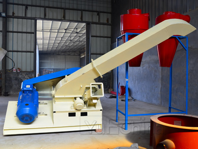 Heavy duty Industrial wood chipper manufacturer