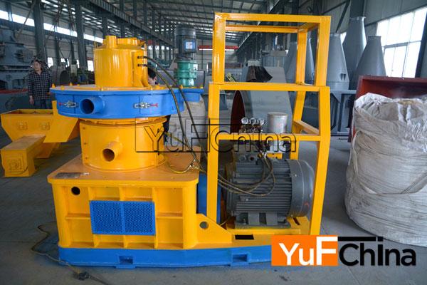 YFK560 wood pellet machine