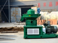 What is the sawdust pellet machine application and charateristics?