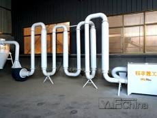 Air-Flow Dryer