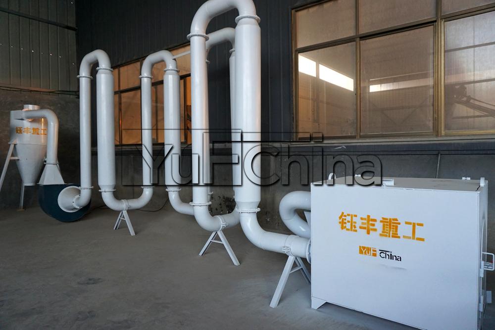 Air-Flow Dryer