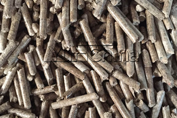 biosmass pellet