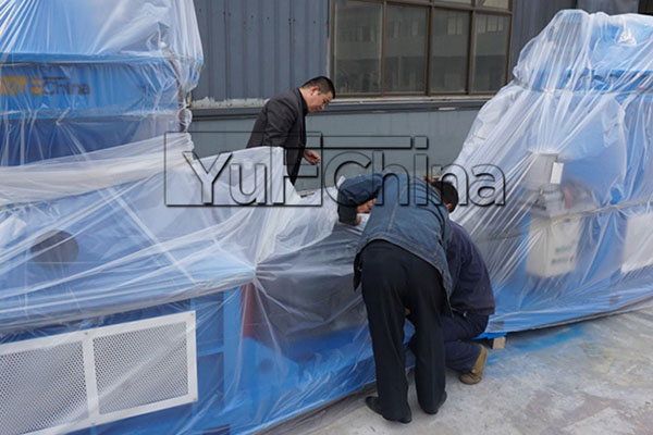 purchase of pellet machine