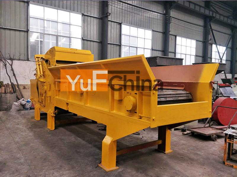 Comprehensive crusher / Large Capacity Wood Log and Stump Crusher