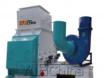 Multi-functional Sawdust Machine