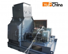 Double Rotor Hammer Mill - Double Motor Type