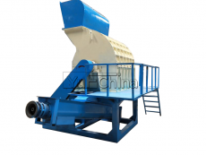 Dust-Free Wood Hammer Mill
