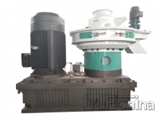 New centrifugal pellet machine