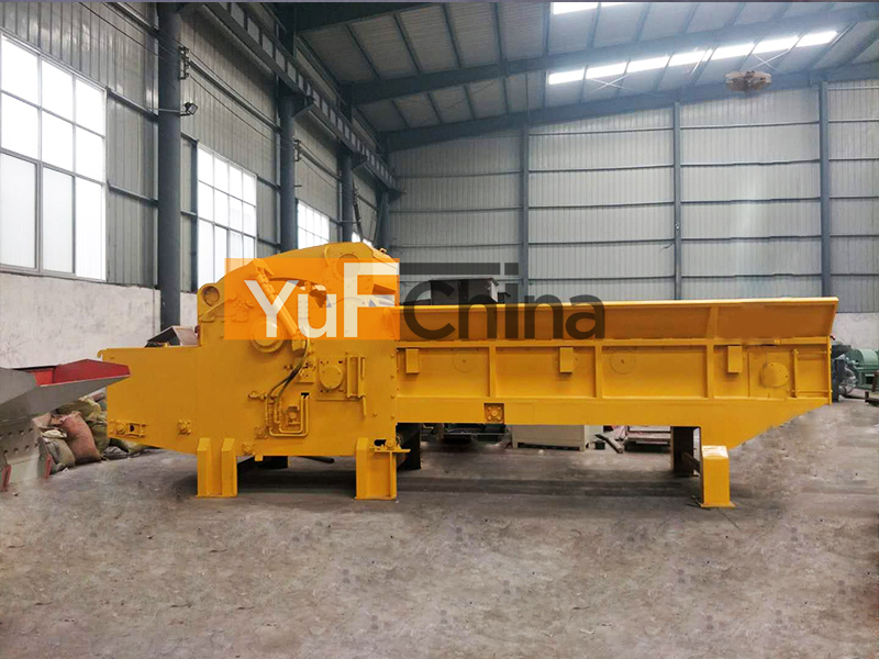 Stationary Type Comprehensive Crusher