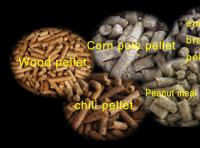 Six Important Factors When Choosing the Raw Materials of Wood Pellet